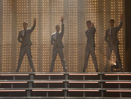 Get ready! The Fab Four are ready to give you the show of your life!