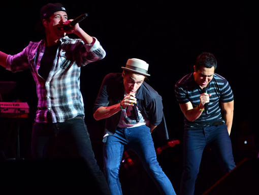 Show Time|Hello Pennsylvania! It's time for another awesome BTR tour stop in Allentown, PA!