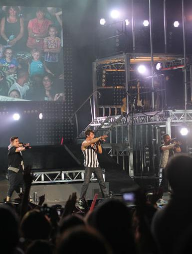 August 3|Louisville, KY: KFC Yum! Center