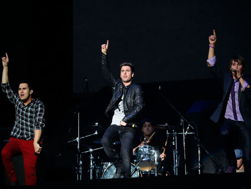Reach for the Stars|After a jam-packed tour stop like this, BTR is more