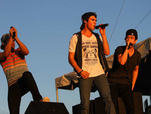 Encore!|It's time for one last big time tune before the boys head to the next BTR tour stop!
