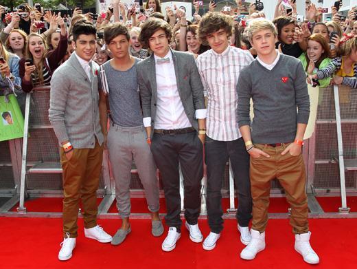 one direction meet 1d 2012