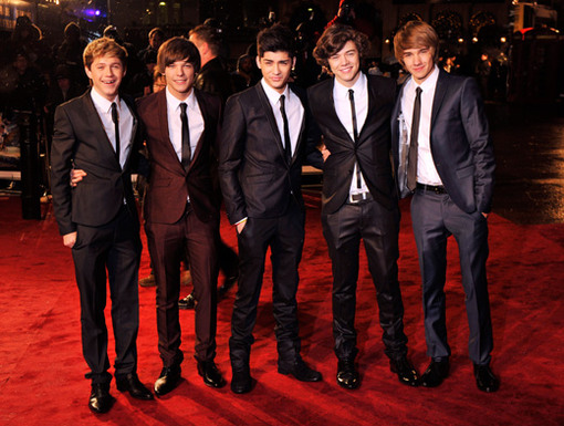 Family Ties For a pack of guys this handsome, stylish and talented, there's only One Direction to go...UP.
