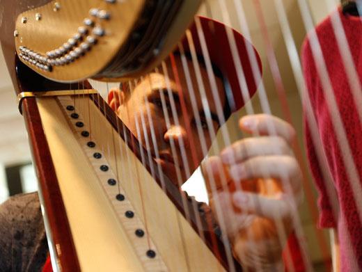 Harping on Carlos