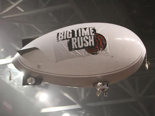 Big Time Blimpin'