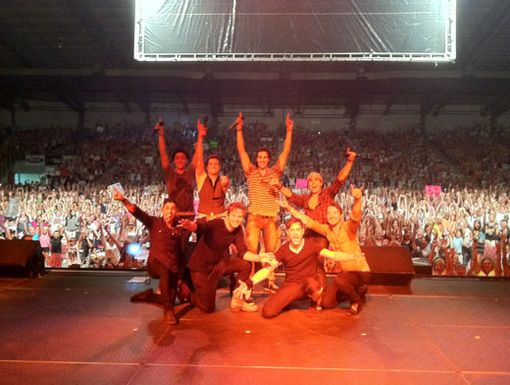 Ohio-M-G|And the BTR boys completely shocked and rocked the crowd in Ohio with one of their biggest blowout performances yet!