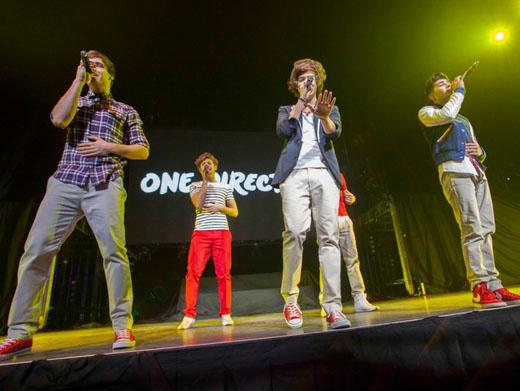 1D in Tennessee!