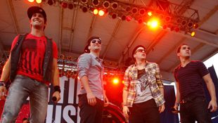 BTR Tour Photos!