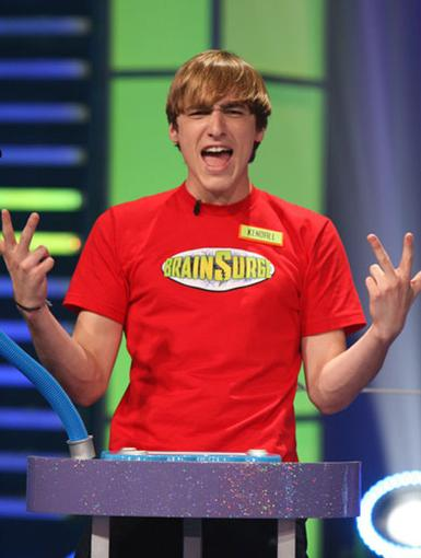 Surge Shout Out|Kendall of BTR takes a quick brain break give a holler to his homies. BTR boys in da hizz-ouse!