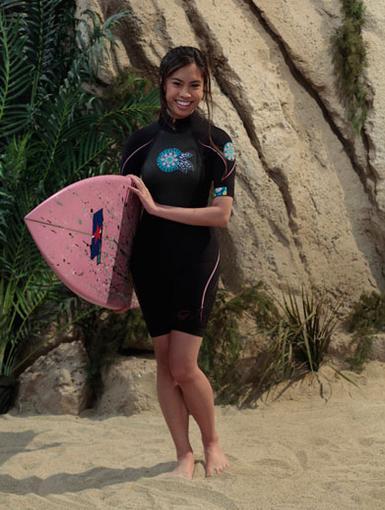 Meet Kelly|Kelly is the coolest and cutest girl surfer in Southern California!