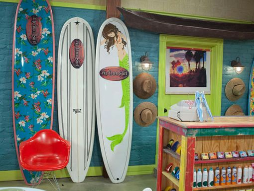 Rip Town Surf|Which of these sweet boards do you think Bucket and Skinner would choose?