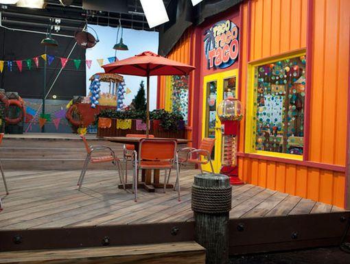 Skinner's Spot|The scene is set for epic adventures! Surfs up!
