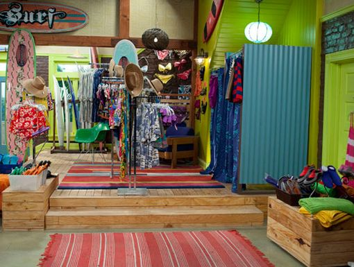 Surf Shop!|Skinner's always trying to get out of work, even though the shop is super cool!