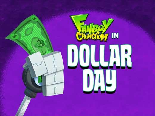 Final Title Card for Dollar Day