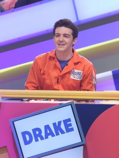 ORANGE-ya Glad You Wore Orange?!|Drake and Josh's very own Drake Bell made an appearance at the show, rocking our favorite color!