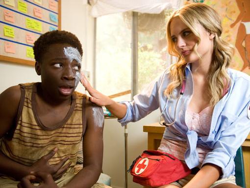 Can you DIG it? Don't look so glum, chum! Why treat a rash with Aloe Vera when you've got Servana?