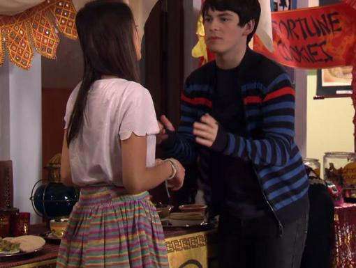 Forgive & Forget?|Looks like Fabian has some convincing of his own to do... HOA gals sure are forgiving!