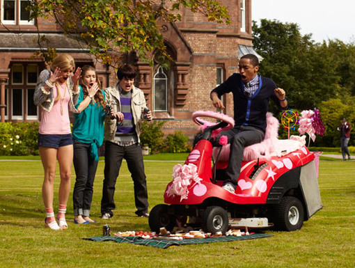 Hot Wheels|That is one sweet ride...though it would probably look better parked next to the picnic, not on it!