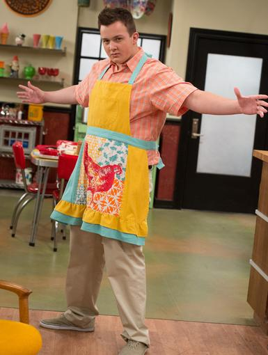 Chef Gibby|He tried opening a restaurant before, but is Gibby giving the kitchen another go?