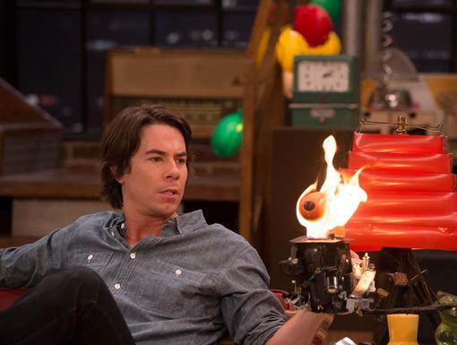 What If?|Great flames of fire! What would be of Spencer's many kooky inventions if they didn't end up combusting, exploding, or [insert thing gone horribly wrong here].
