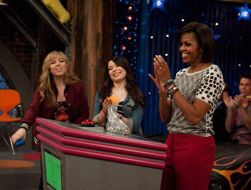 Applause for a Cause|Michelle Obama celebrates a great cause and one seriously epic episode.