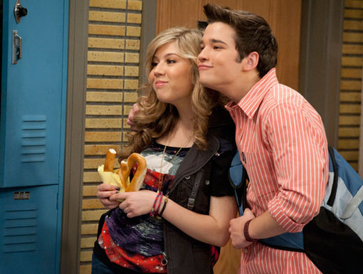 Twist of Fate|Seddie's love is kind of like a pretzel. There's tons of twists and turns!