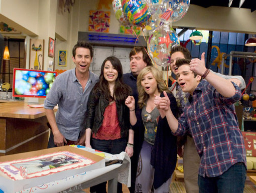 Birthday Shout-Out|Hip hip, hooray! It's Miranda's birthday! The cast gave MC a big birthday cheer for all to hear.