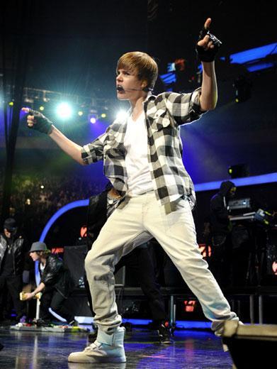 Sing It, Justin!