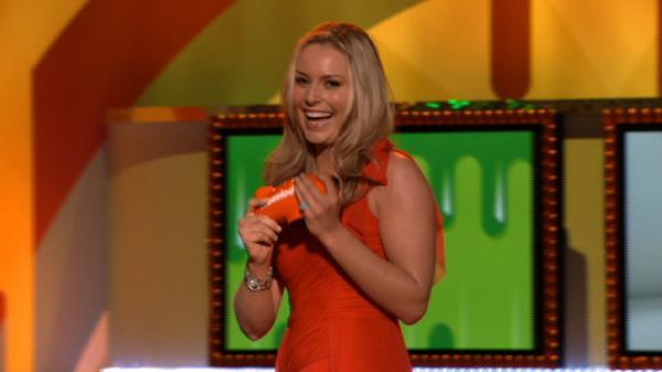 KCA 2011: Lindsey Vonn Wins!