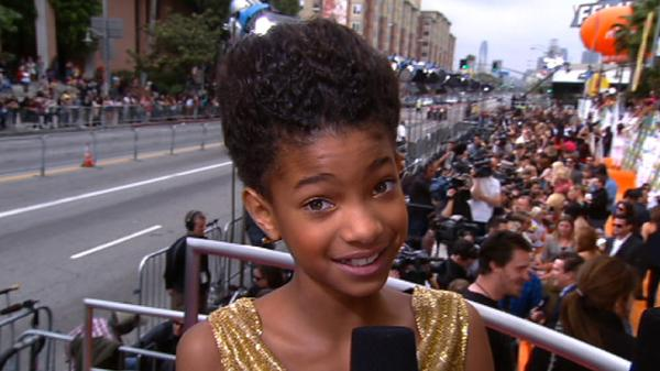 KCA 2011: Willow Smith