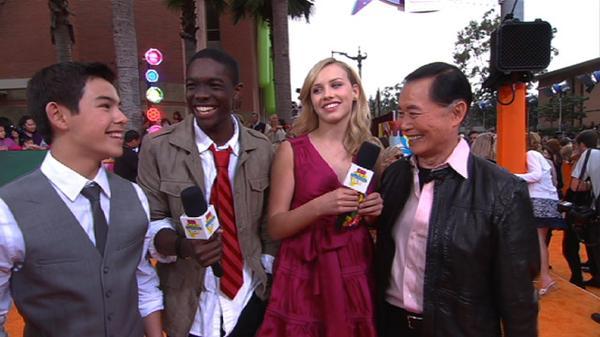 KCA 2011: Supah Ninja Stars