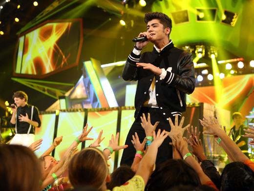 1D Hits the KCA Stage!