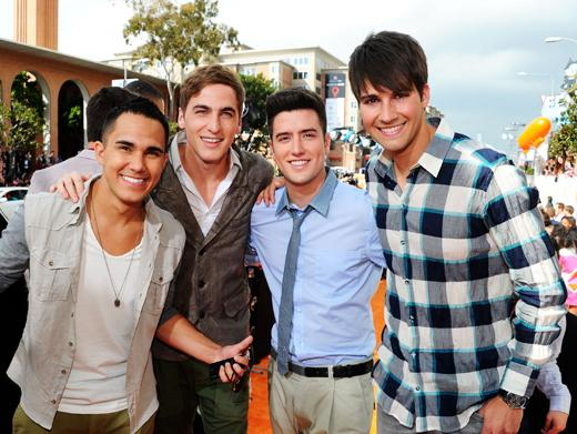 KCA 2012: Big Time Rush Steal The Show