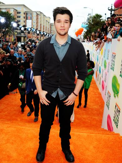 KCA 2012: Mr. Nathan Kress?!