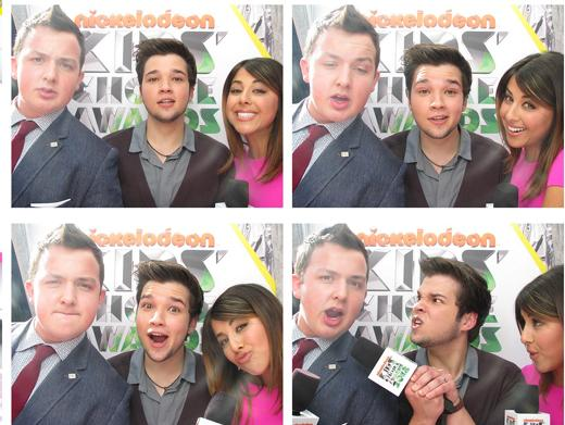 KCA 2012: Three's Company