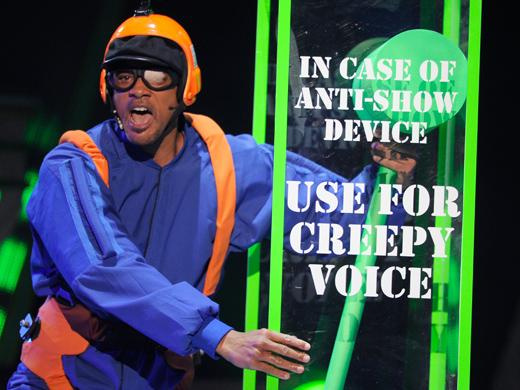 KCA 2012: Creepy Voice Alert