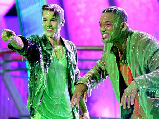 KCA 2012: The Bieb & The Blob