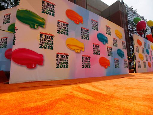 Catwalk|That orange carpet was made to be famous. We can't wait to see our favorite stars parade down that walkway!