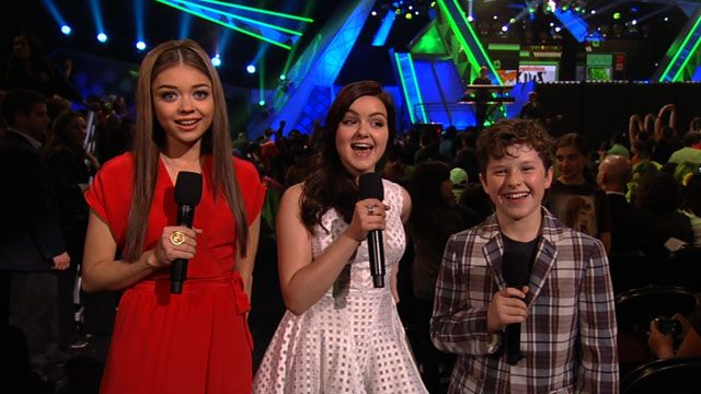 Kids' Choice Awards: KCA 2012: Modern Family Reunion Video Clip | Nick Videos