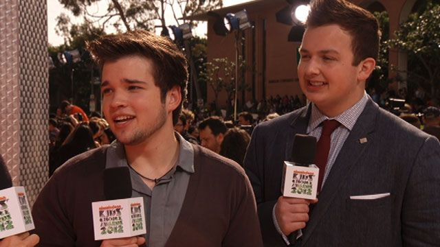 Kids' Choice Awards: KCA 2012: iCarly Guy Crew Video Clip | Nick Videos
