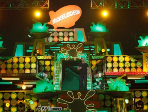 KCA Stage and Host