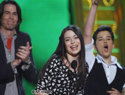Miranda Cosgrove, Nathan Kress, Jerry Trainor