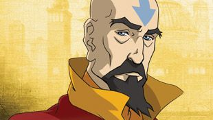 Tenzin / Airbender
