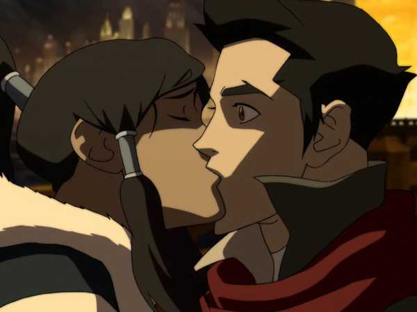 "Legend Of Korra: ""Korra & Mako"""