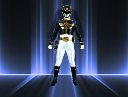 Megaforce Black Ranger|Don't dismiss Jake Holling as just another class clown. He has a serious talent for bringing people together with a laugh, and he always has an eye on the bright side.