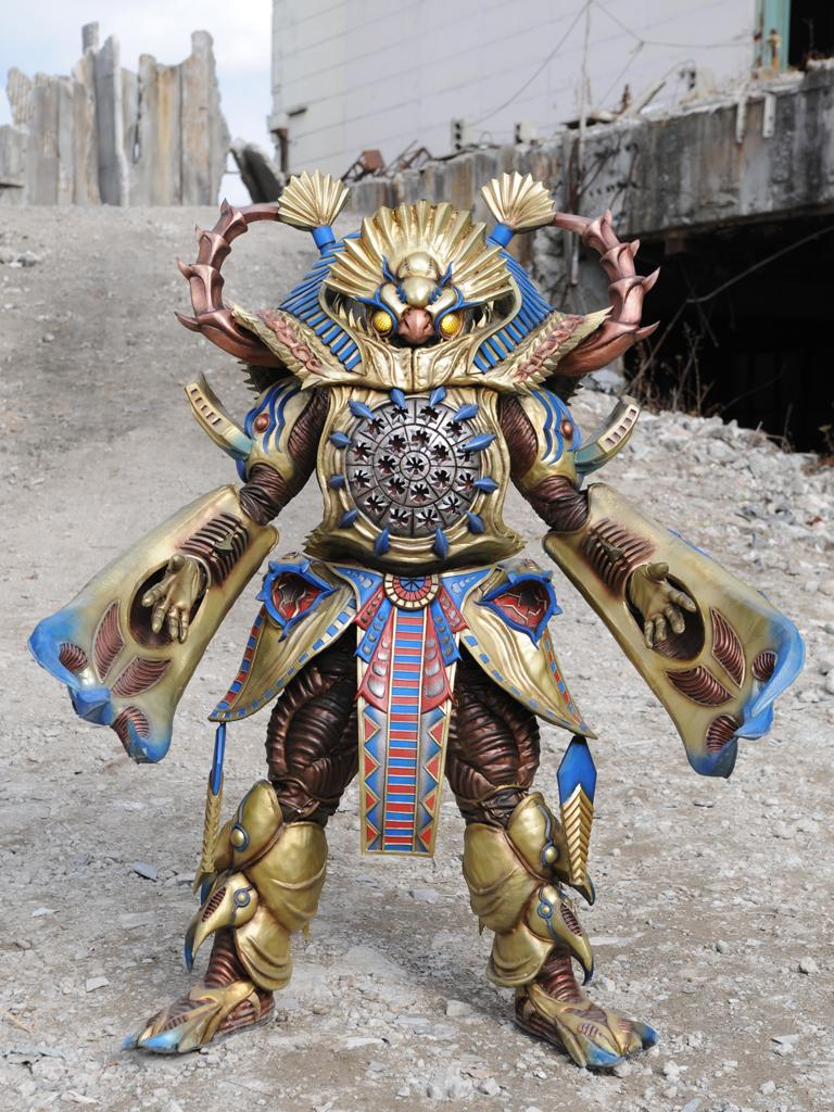 power rangers megaforce villain pictures