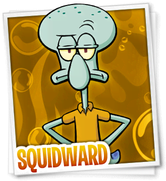 Squidward Picture - SpongeBob SquarePants Theme