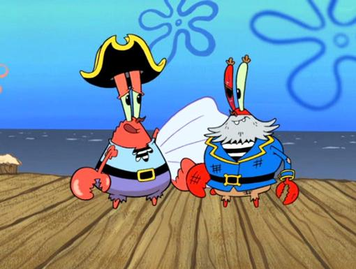 Raggedy Krabs|Whoa, are we seeing double?!