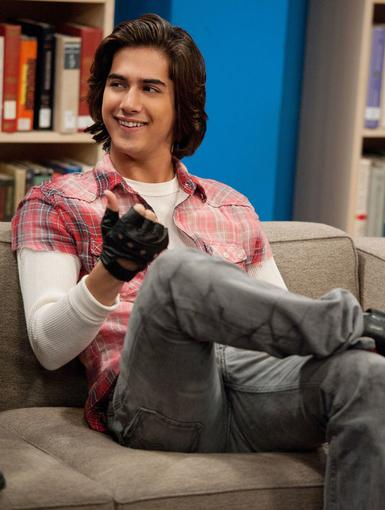 Just Beck-ause|In the Breakfast Bunch, Avan Jogia plays the role of the bad boy...just Beck-ause he can!