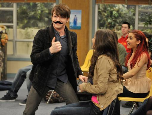 Rule of Thumb|When it comes to superb 'staches, Drake Bell knows the scruffier, the better!